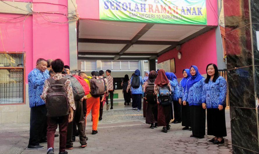 Penerapan Penguatan Pendidikan Karakter Di SMP Negeri 10 Surabaya Melalui Contoh Kongkrit (1)