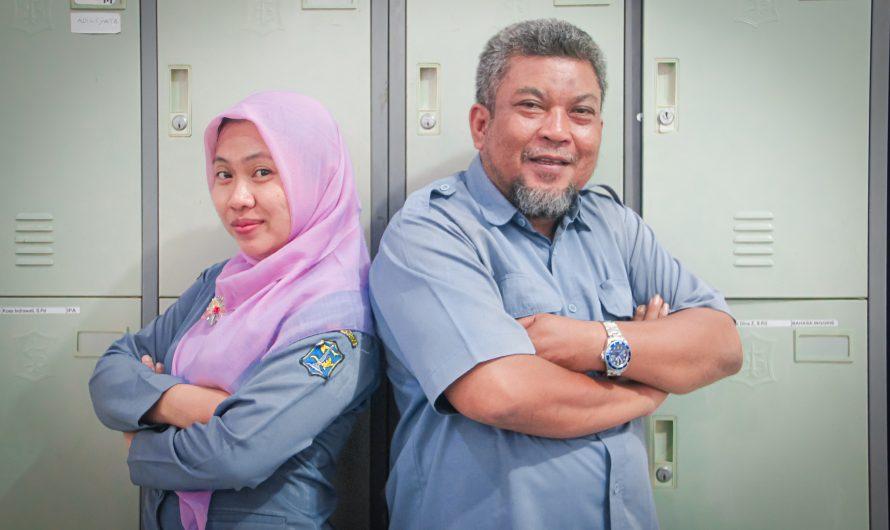 Mars SMP Negeri 10 Surabaya, Menggugah Semangat Menuntut Ilmu Dalam Persaudaraan