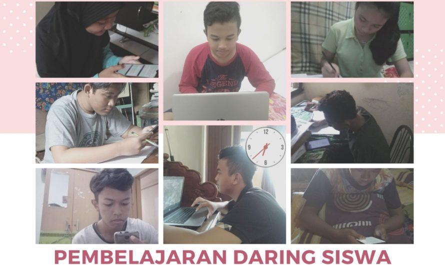 SMP Negeri 10 Surabaya Optimalkan Pembelajaran Daring