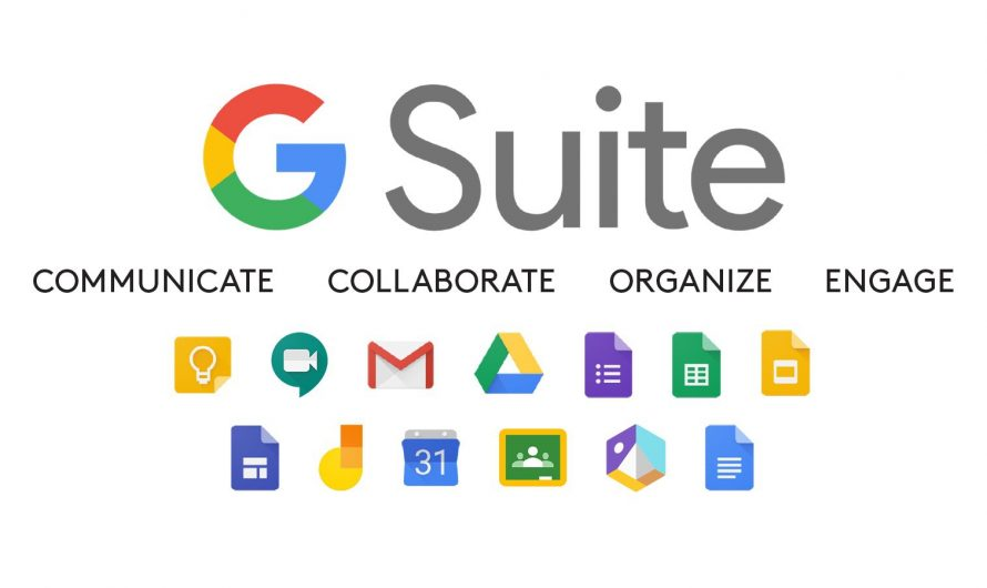 "Google Suite for Education, The New ""Cloud Weapon"" of SMP Negeri 10 Surabaya"