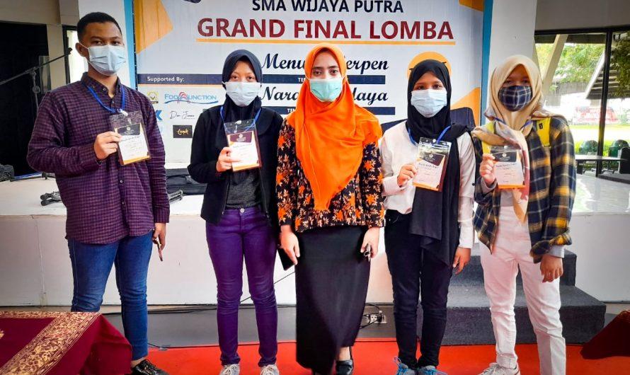 Grand Final Lomba Cerpen Wijaya Putra, Frizcha Azzatika Dewi Raih Juara 3